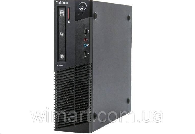 Системний блок Lenovo M73 SFF Intel Core i5-4570 4GB DDR3 320GB Win7 Б/У