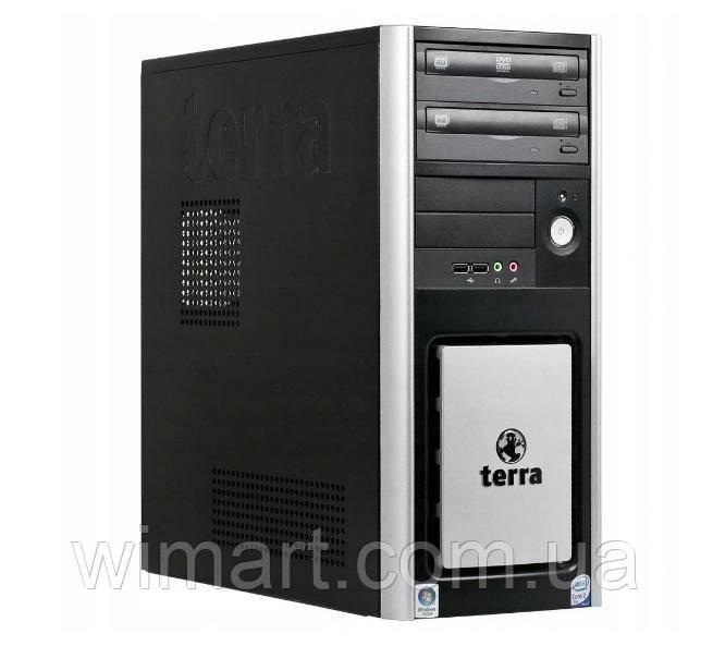 Системный блок Terra Tower Intel Core i5-4570 4GB DDR3 320GB Win8 Б/У