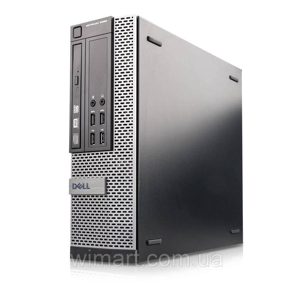 Системный блок Dell OptiPlex 9020 USFF Intel Core i5-4690S 4GB DDR3 noHDD Win7 Б/У