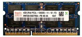 Оперативна пам'ять SoDIMM Hynix DDR3 PC 4GB 1600 original 1.35 V