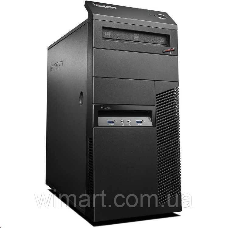Системный блок Lenovo M83 Tower Intel Core i5-4570 4GB DDR3 noHDD Win8 Б/У