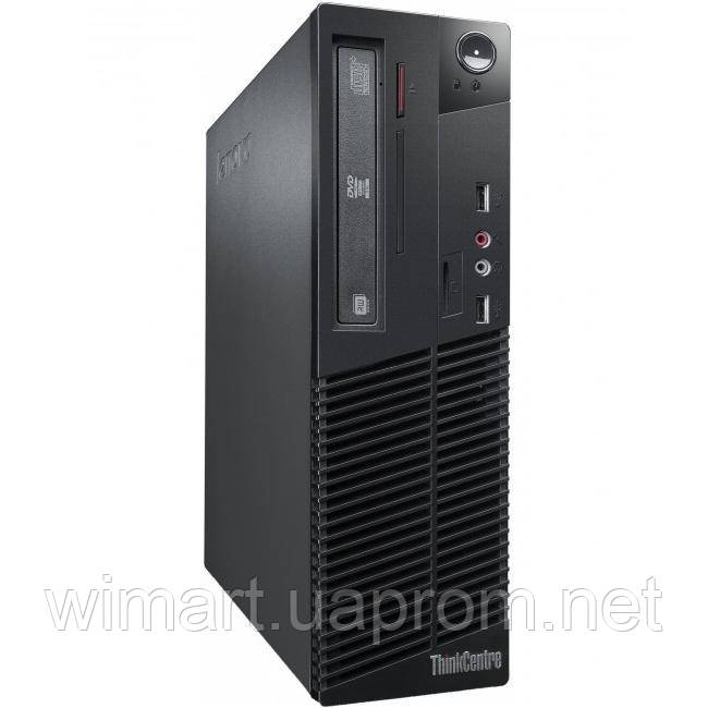 Б/У Системний блок Lenovo M71 SFF Intel Core i3-2100 4GB DDR3 noHDD Win7