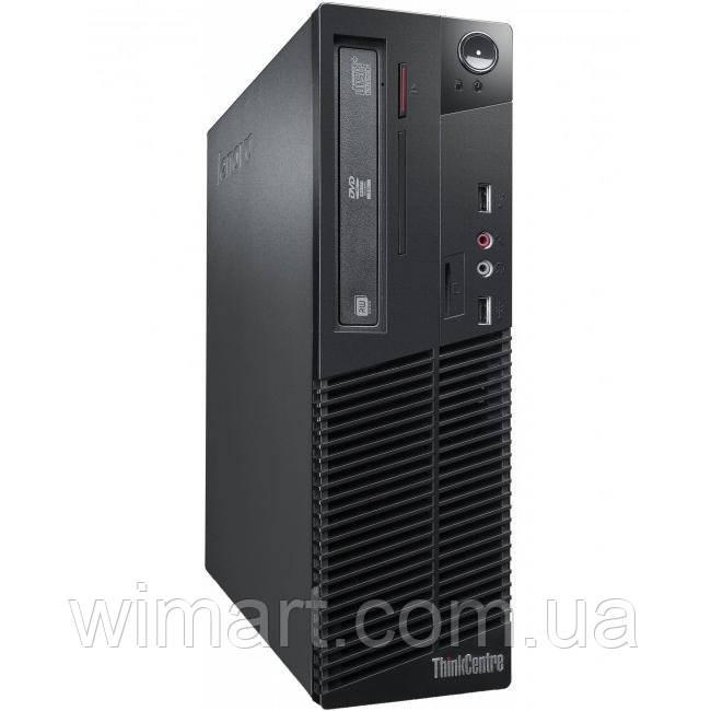 Б/У Системный блок Lenovo M71 SFF Intel Core i3-2100 4GB DDR3 noHDD Win7