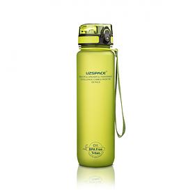 Бутылка для воды Uzspace 3038 1000 мл Green