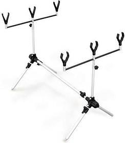 Підставка Lineaeffe Rod Pod для трьох вудилищ
