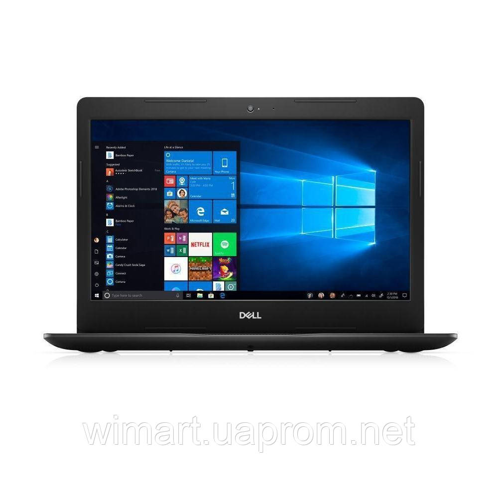 "Ноутбук Dell i3493-3464BLK-PUS Inspiron 3493 14"" HD i5-1035G4 1.1GHz 4/128GB SSD Win10."