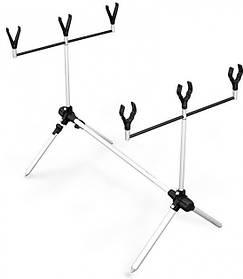 Подставка Lineaeffe Silver Rod Pod для трех удилищ длина 100см