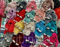 Меховая сумка - рюкзак Кролик. Детская сумка Кролик. Сумочка кролик. Меховая сумочка кролик.