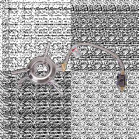 Газовая горелка туристическая Kovea Dual Flame KGB-1302