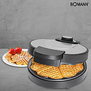 Вафельница Bomann WA 1365 CB, фото 4