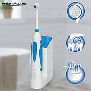 Электрическая зубная щетка ProfiCare PC-EZ 3055 Марка Европы, фото 2