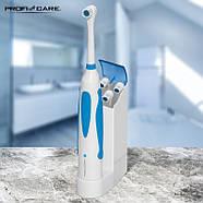 Электрическая зубная щетка ProfiCare PC-EZ 3055 Марка Европы, фото 3