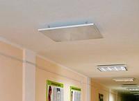 Инфракрасный потолочный электрообогреватель UDEN-S 500 P  размер 594/594/35