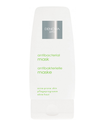 Антибактериальная маска для кожи с акне 60 мл DENOVA HOME
