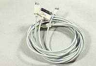 USB дата-кабель универсальный 4in1 для iPhone 4/4s, 5/6, Samsung P1000, Micro USB, Lighting, Белый /юсб провод /айфон