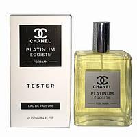 Chanel Platinum Egoiste tester 100 ml, мужской