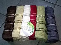 Полотенце махровое Cestepe Casa Dor бамбуковое 50*90 см