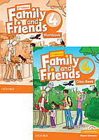 Family and Friends 4 Комплект (2nd edition)