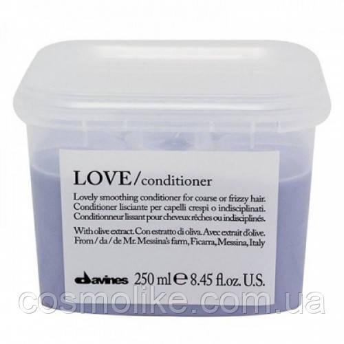 Davines Кондиционер для разглаживания завитка Love Lovely Smoothing Conditioner