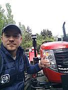 Минитракторы на сайте Mechanikus.com.ua в городе Днепр