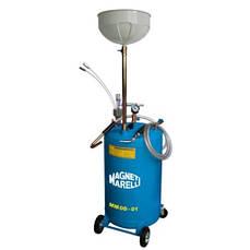 Устройство для сбора отработанного масла MAGNETI, 80л (MM 007935016710)