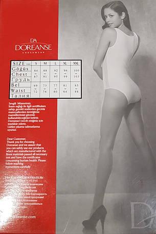 Жіноче боді на широкій бретелях DOREANS 12128, фото 2