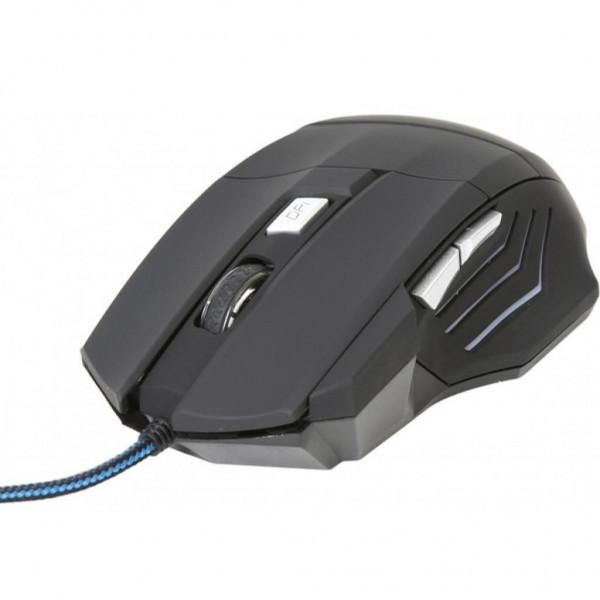 Мишка USB ігрова Omega VARR OM-268 Gaming 6D (OM0268)