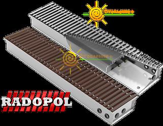 Конвекторы внутрипольные Radopol