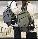 Городской молодежный рюкзак унисекс Zikem, фото 6
