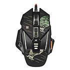 Мишка USB ігрова Defender sTarx GM-390L Black (52390), фото 2