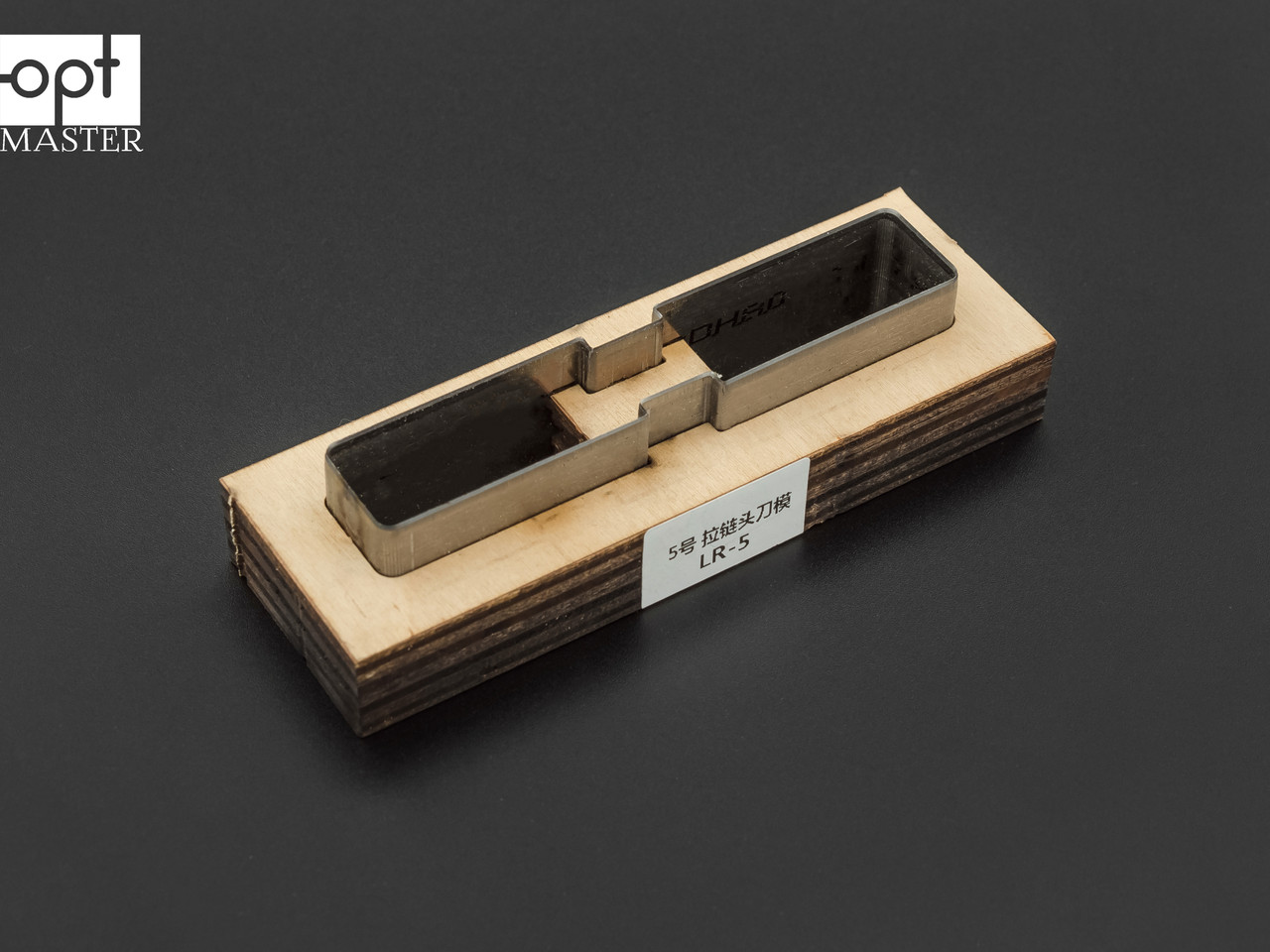 Штамп вырубной / высекатель для кожи (34-0033-LR5)