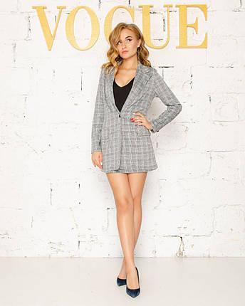 Костюм юбка и пиджак, фото 2