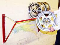 Полка для хранения четырех колес, фото 1