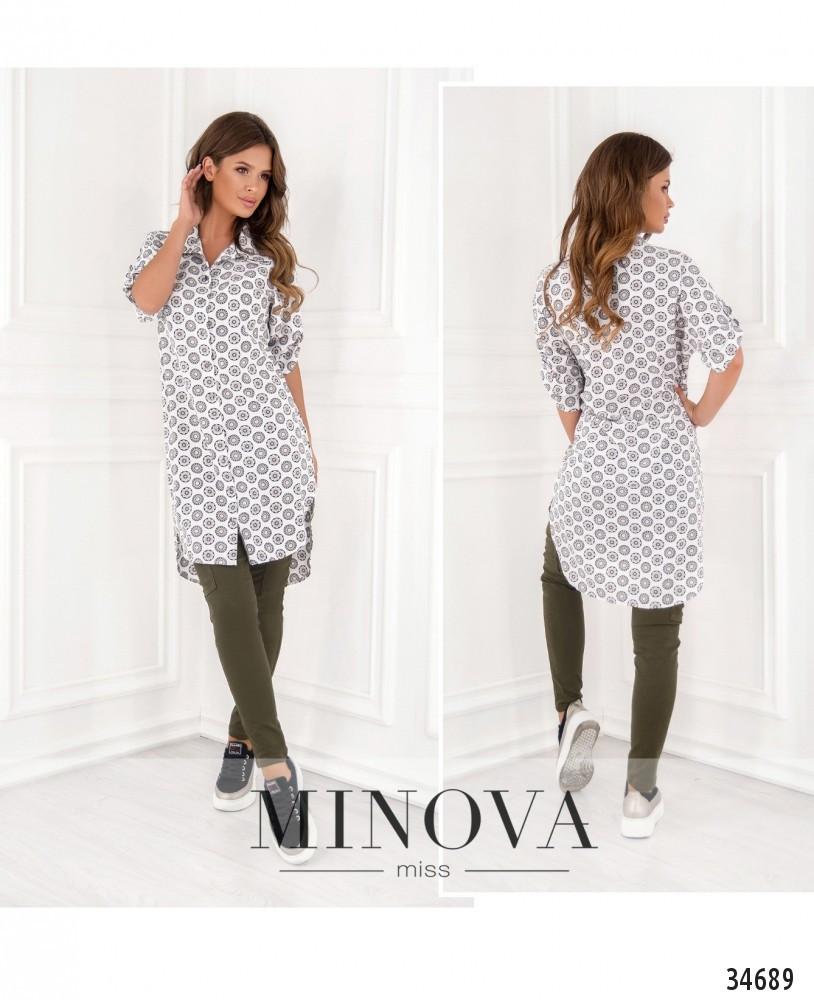 Рубашка женская  №05-1Н