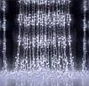 """Гирлянда светодиодная """"Водопад"""" L240 белая 3*1,2"""