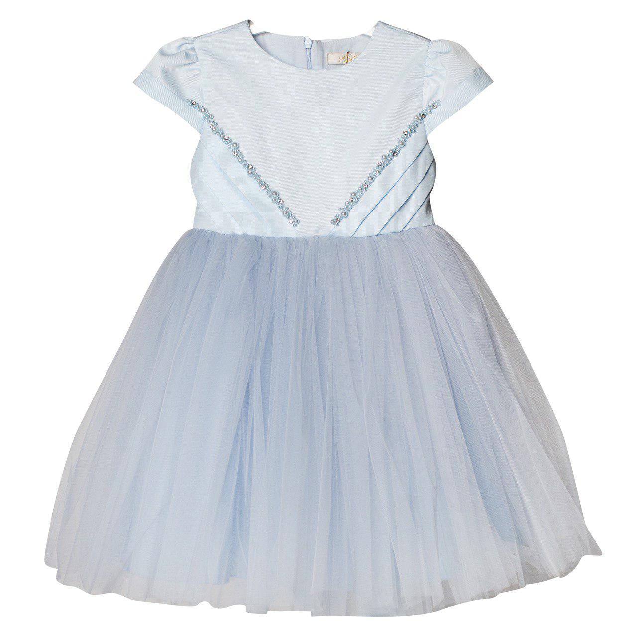 Нарядное платье для девочки, размеры 4, 5, 8 лет