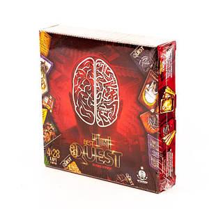 """Карточная игра """"Best Quest 4в1"""", (Оригинал)"""