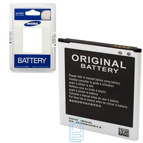 Аккумулятор Samsung B500AE 1900 mAh i9190, i9195 AA/High Copy пластик.блистер, фото 2