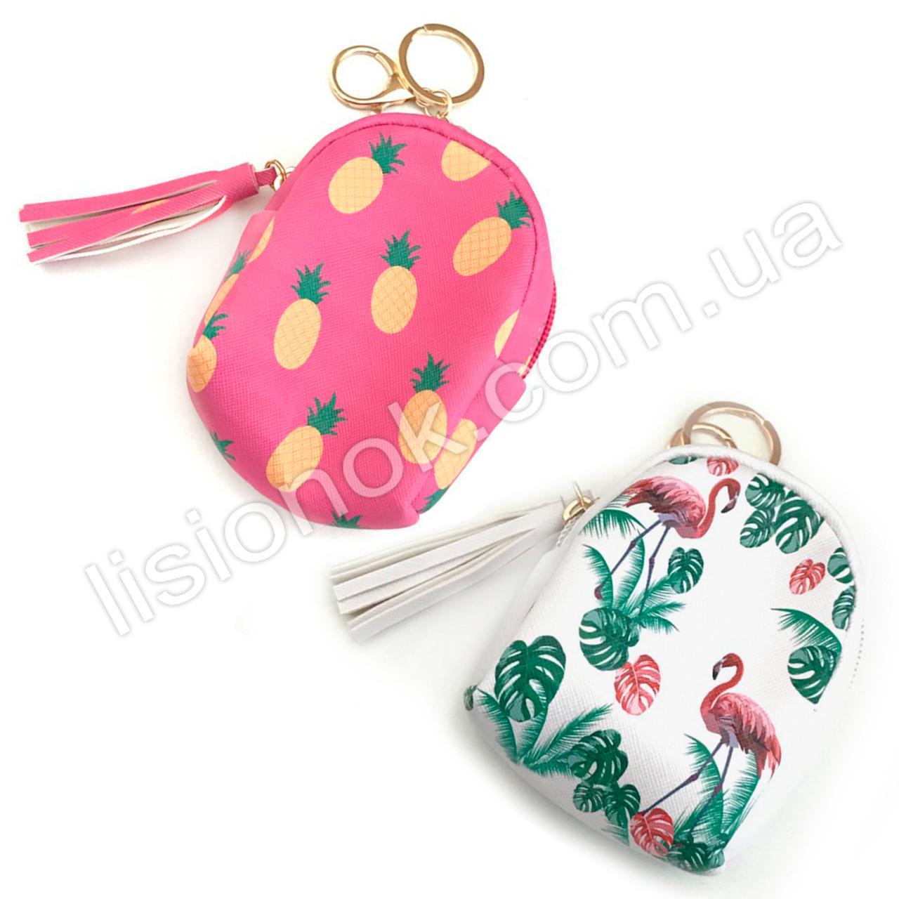 Детский кошелек-брелок в виде мини-рюкзака - стильный и удобный аксессуар