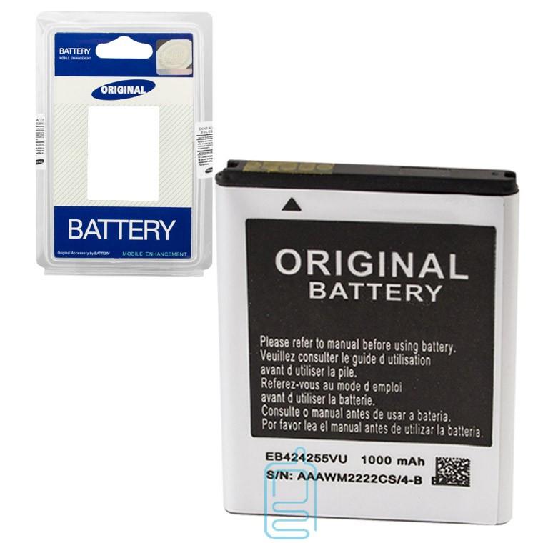 Аккумулятор Samsung EB424255VU 1000 mAh S3350, S3850, S5222 AA/High Copy пластик.блистер