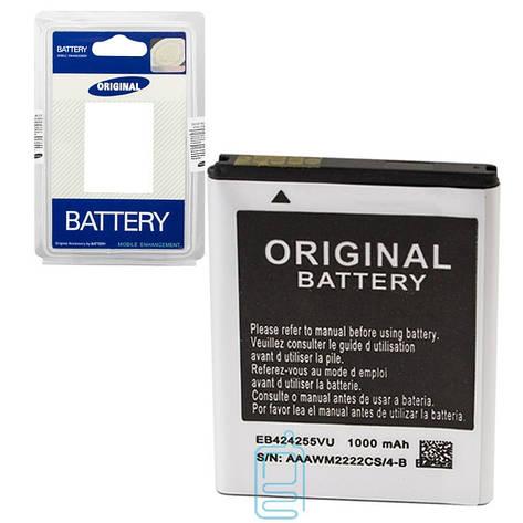 Аккумулятор Samsung EB424255VU 1000 mAh S3350, S3850, S5222 AA/High Copy пластик.блистер, фото 2