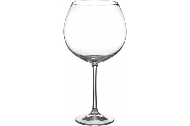 Набор бокалов для вина Grandioso 2 шт по 710 мл Bohemia b40783-168522, фото 2