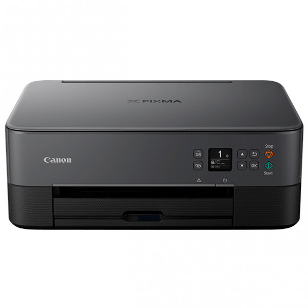 Багатофункціональний струменевий пристрій Canon PIXMA TS5340BK (3773C007)