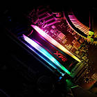Жорстку диск внутрішній SSD 2000 GB ADATA S40G RGB PCIe Gen3x4 M. 2 2280 (AS40G-2TT-C), фото 3