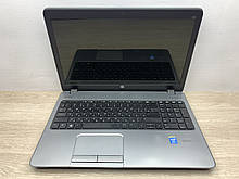 Ноутбук HP ProBook 450 G1 15.6 HD/ Core i5-4200M (2(4)x max3.1GHz)/ Radeon 8750M, 2Gb/ RAM 8Gb/ SSD 120Gb/ АКБ