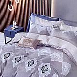 Постельное белье Евро размер   Качественный фланелевый комплект постельного белья., фото 2