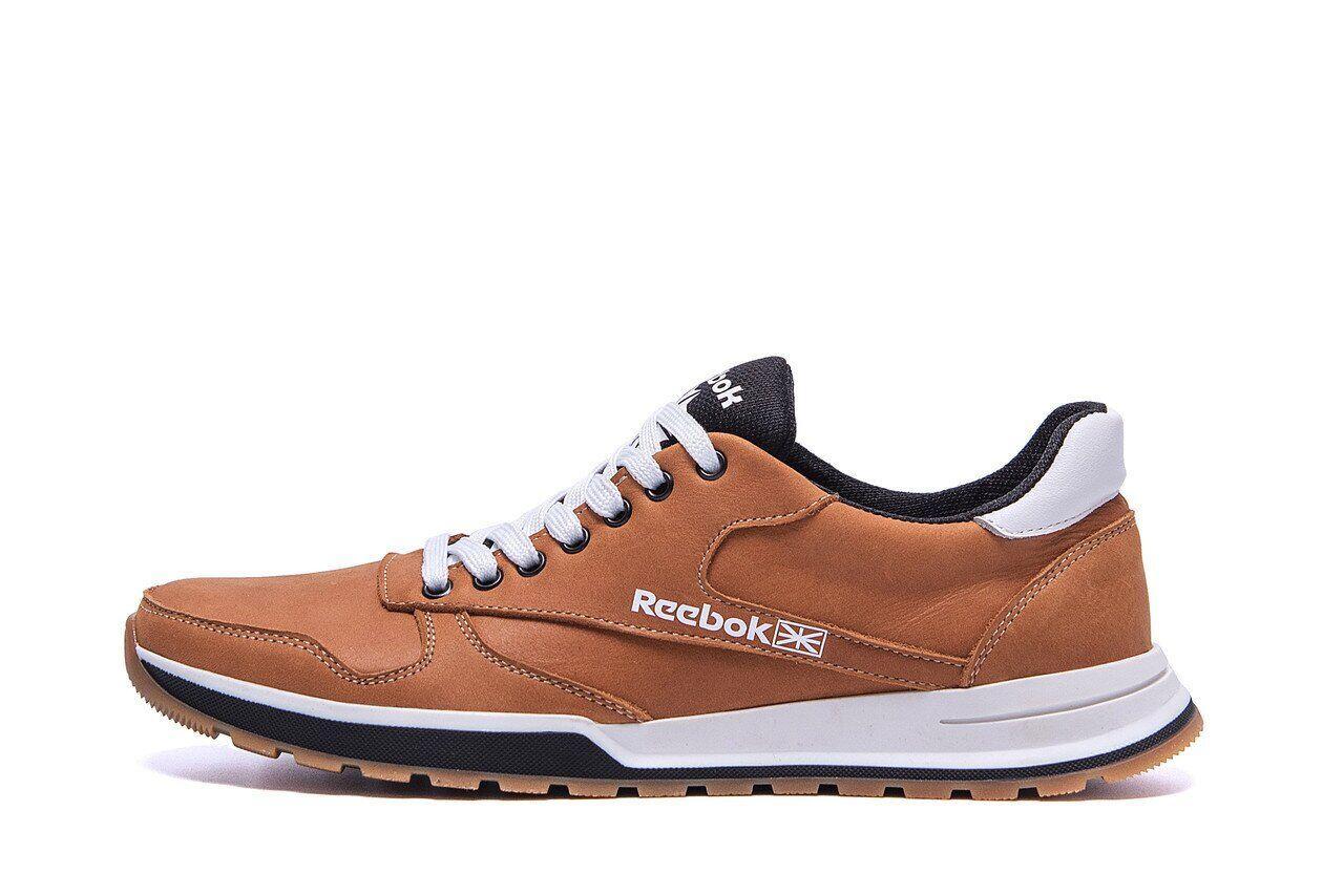 Мужские кроссовки Reebok Classic Leather Trail Ginger Colour