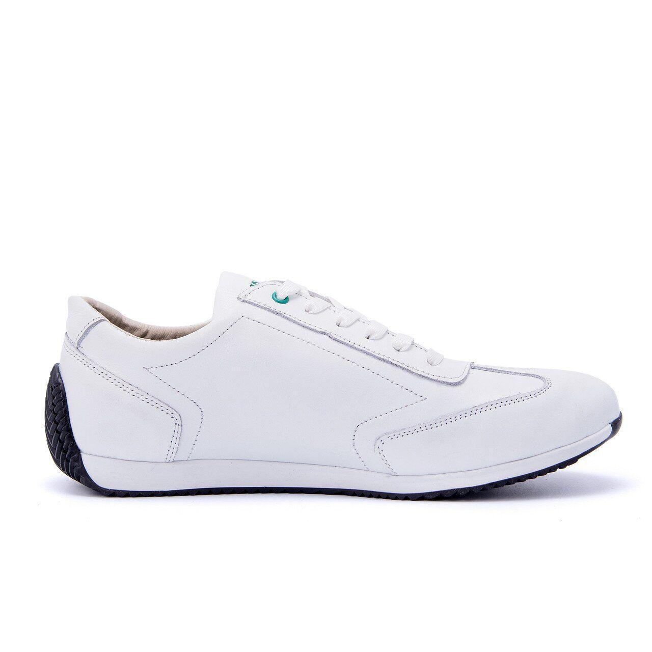 Мужские кроссовки Lacoste Lerond White