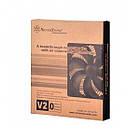 Корпусний вентилятор Silver Stone Air Penetrator AP181, 180мм, чорний, фото 5
