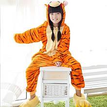 Пижама детская Kigurumba Тигр Disney 3D L - рост 125 - 135 см Оранжевый с черным K0W1-0111-L, КОД: 1777314